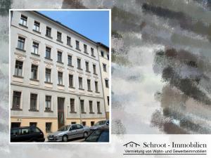 Hausansicht - Wohnungen in der Anhalter Straße 2, Innenstadt von Halle (Saale) Charlottenviertel