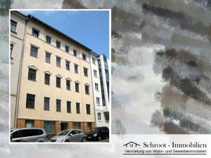 Hausansicht - Wohnungen in der Anhalter Straße 3, Innenstadt von Halle (Saale) Charlottenviertel