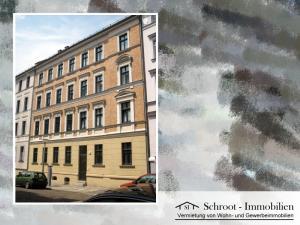 Hausansicht - Wohnungen in der Anhalter Straße 7, Innenstadt von Halle (Saale) Charlottenviertel