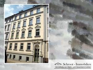 Hausansicht - Wohnungen in der Anhalter Straße 9, Innenstadt von Halle (Saale) Charlottenviertel