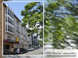 Wohnungen in der Augustastraße 6 - 8, wohnen in der Innenstadt von Halle (Saale) im Charlottenviertel