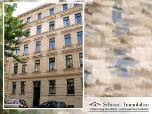 Hausansicht - Wohnungen in der Bernhardystraße 48, südliche Innenstadt von Halle (Saale)