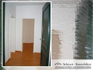 Innenansicht Flurbereich - Wohnungen in der Bernhardystraße 48, südliche Innenstadt von Halle (Saale)