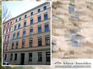 Hausansicht - Wohnungen in der Bernhardystraße 49, südliche Innenstadt von Halle (Saale)