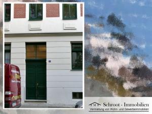 Eingangsbereich - Wohnungen in der Bernhardystraße 51, südliche Innenstadt von Halle (Saale)