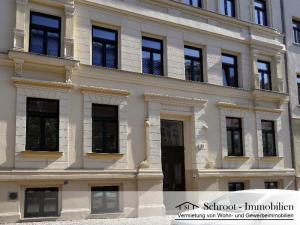 Eingangsbereich - Wohnungen in der Parkstraße 23, Innenstadt von Halle (Saale) im Charlottenviertel zentrumsnah wohnen