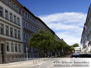 Wohnungen in der Parkstraße 3, Innenstadt von Halle (Saale) im Charlottenviertel zentrumsnah wohnen